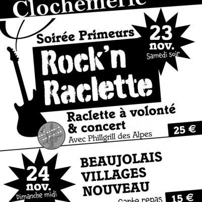 Rock n raclette